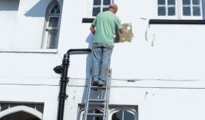 Paint your home safely